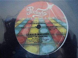 GERALD MALLORY - KEEP ON DANCING LACRADO