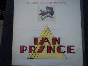IAN PRICE - LET THE MUSIC PLAY