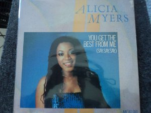 ALICIA MYERS - YOU GET THE BEST FROM ME PROMO