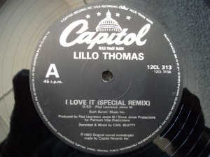 LILLO THOMAS - I LOVE IT REMIX