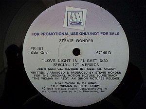 STEVIE WONDER - LOVE LIGHT IN FLIGHT/INSTRUMENTAL