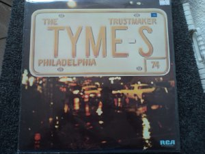 THE TYMES - TRUSTMAKER(INCLUINDO THE CRUTCH)
