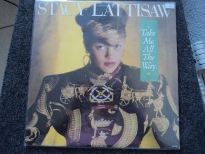 STACY LATTISAW - LP LACRADO