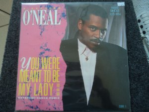 ALEXANDER O'NEAL - YOU WERE MEANT TO BE MY LADY