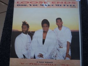 LOOSE ENDS - OOH YOU MAKE ME FEEL