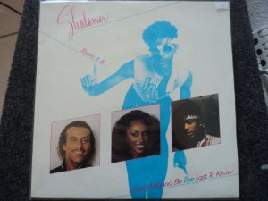 SHALAMAR - THERE IT IS (EXTENDED)