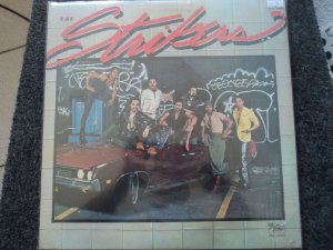 THE STRIKERS - LP(INCLUINDO BODY MUSIC)