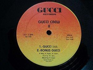 GUCCI CREW II - GUCCI BASS