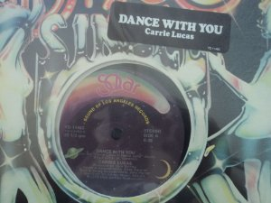 CARRIE LUCAS - DANCE WITH YOU