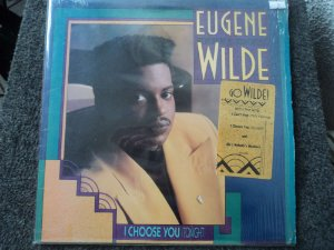 EUGENE WILDE - I CHOOSE YOU TONIGHT LP