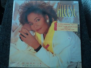 ALEESE SIMONS - I WANT IT LP