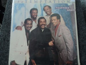 THE TEMPTATIONS - TOGETHER AGAIN LACRADO