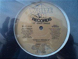 JIMMY LEWIS - STREET FREAKS