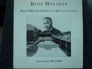 KING DREAM CHORUS - KING HOLIDAY