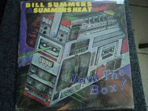 BILL SUMMERS - JAM THE BOX(INCLUINDO AT THE CONCERT)