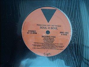 SOUL II SOUL - MISSING YOU