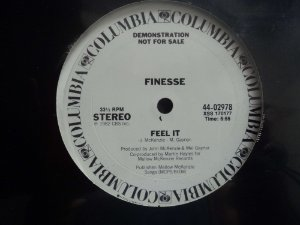 FINESSE - FEEL IT