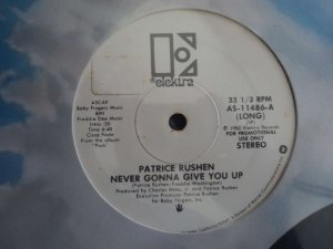 PATRICE RUSHEN - NEVER GONNA GIVE YOU UP
