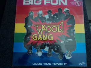 KOOL & THE GANG - GOOD TIME TONIGHT/BIG FUIN