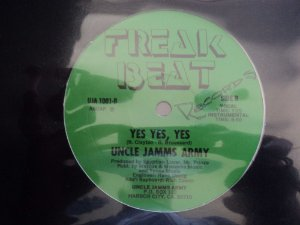UNCLE JAMMS ARMY - YES YES YES
