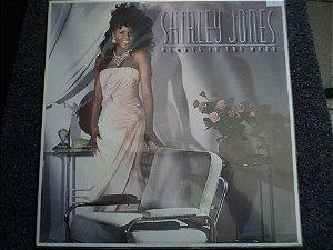SHIRLEY JONES - DO YOU GET ENOUGH LOVE LP