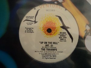 THE TRAMMPS - UP ON THE HILL