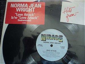 NORMA JEAN WRIGHT - LOVE ATTACK