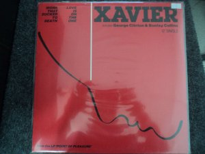 XAVIER - LOVE IS ON THE ONE