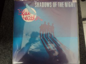 BLUE FEATHER - SHADOWS OF THE NIGHT LP LACRADO