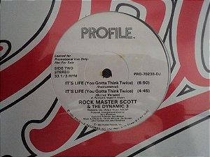 ROCK MASTER SCOTT - IT'S LIFE