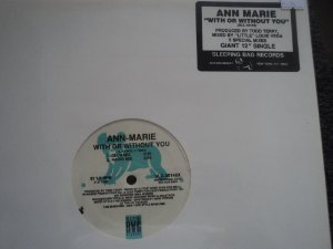 ANN MARIE - WITH OR WITHOUT YOU