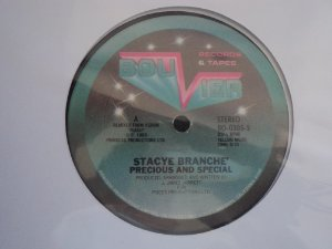 STACYE BRANCHE - PRECIOUS AND SPECIAL