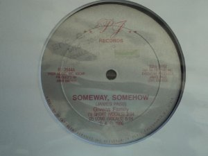 GIVENS FAMILY - SOMEWAY,SOMEHOW
