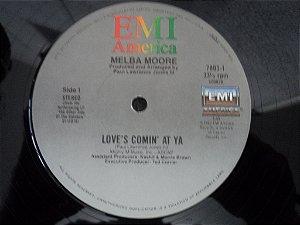 MELBA MOORE - LOVE'S COMIN AT YA