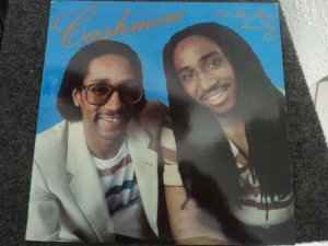 CASHMERE - LET THE MUSIC TURN YOU ON LP