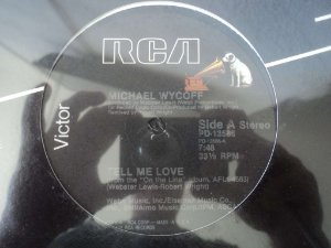 MICHAEL WYCOFF - TELL ME LOVE YOU/YOU'VE GOT IT COMING