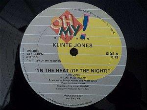 KLINTE JONES - IN THE HEAT OF THE NIGHT - MIX (MA)