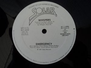 WHISPERS - EMERGENCY