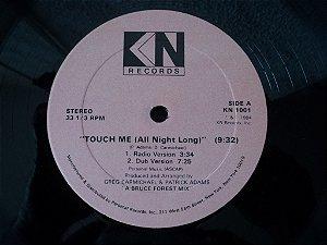 FONDA RAE - TOUCH ME (ALL NIGHT LONG)