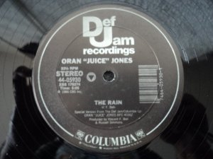 ORAN JUICE JONES - THE RAIN