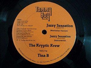 THE KRYPTIC KREW - JAZZY SENSATION