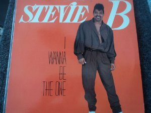 STEVIE B - I WANNA BE THE ONE