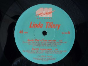 LINDA TILLERY - SECRETS/SPECIAL KIND OF LOVE