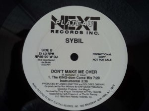 SYBIL - DON´T MAKE ME OVER