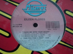 EILEEN FLORES - TOUCH ME WITH YOUR HEART