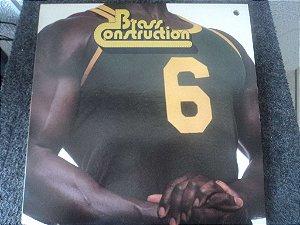 BRASS CONSTRUCTION - 6 (INCLUINDO HOW DO YOU DO) - PROMOCIONAL