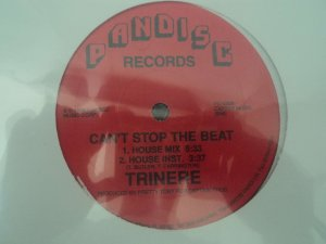 TRINERE - CAN´T STOP THE BEAT