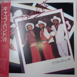 GAP BAND VII - LP JAPONÊS