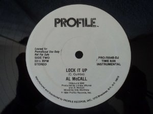 AL MCCALL - LOCK IT UP