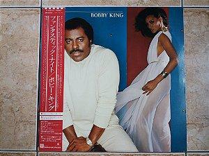 BOBBY KING - LP JAPONÊS (MA)